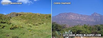 Cerro Yanahuanga - Cerro Chaparrí