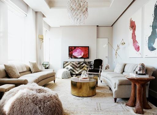 American Gypsy Living: {Global Styling} Floor Cushions + Boho Charm