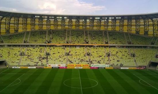 Stadion Lechii w Gdańsku - fot. Tomasz Janus / sportnaukowo.pl