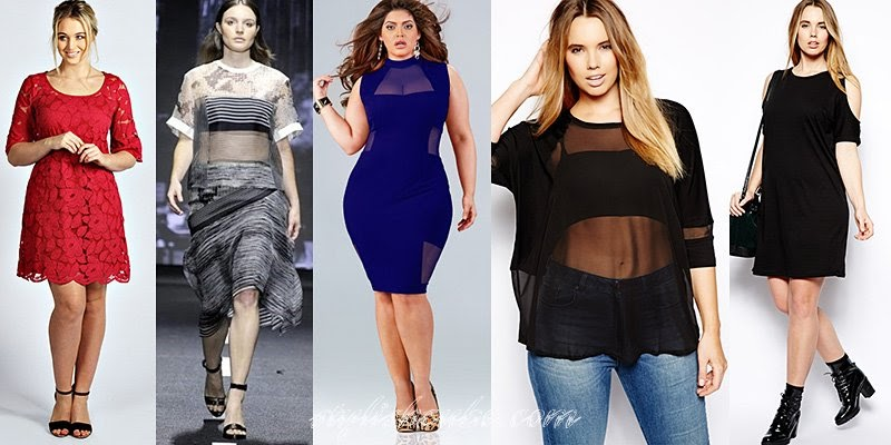 Spring Summer 2014 Plus Size Fashion Trends Spring Summer 2016