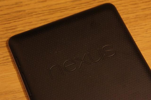 Google Currents, Nexus 7 review
