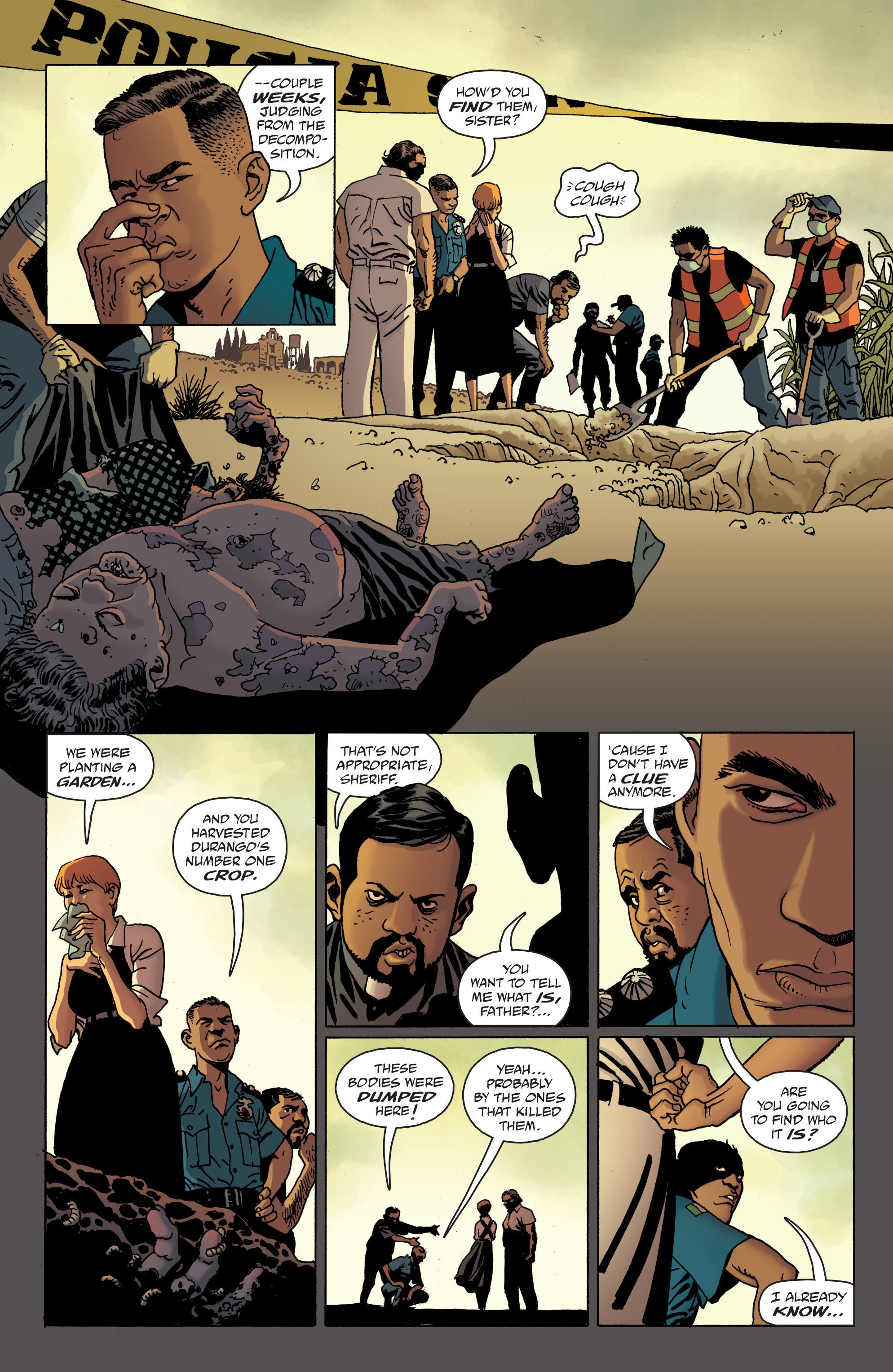 100 Bullets: Brother Lono Full Page 64