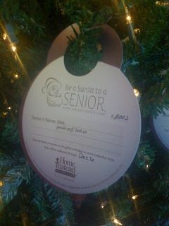 this tree of giving starts with a paper ornament - Hyvee Christmas Eve Hours