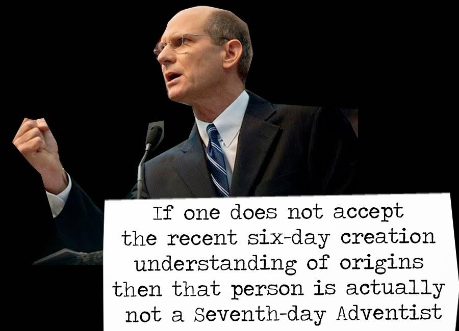Ted Wilson Adventist