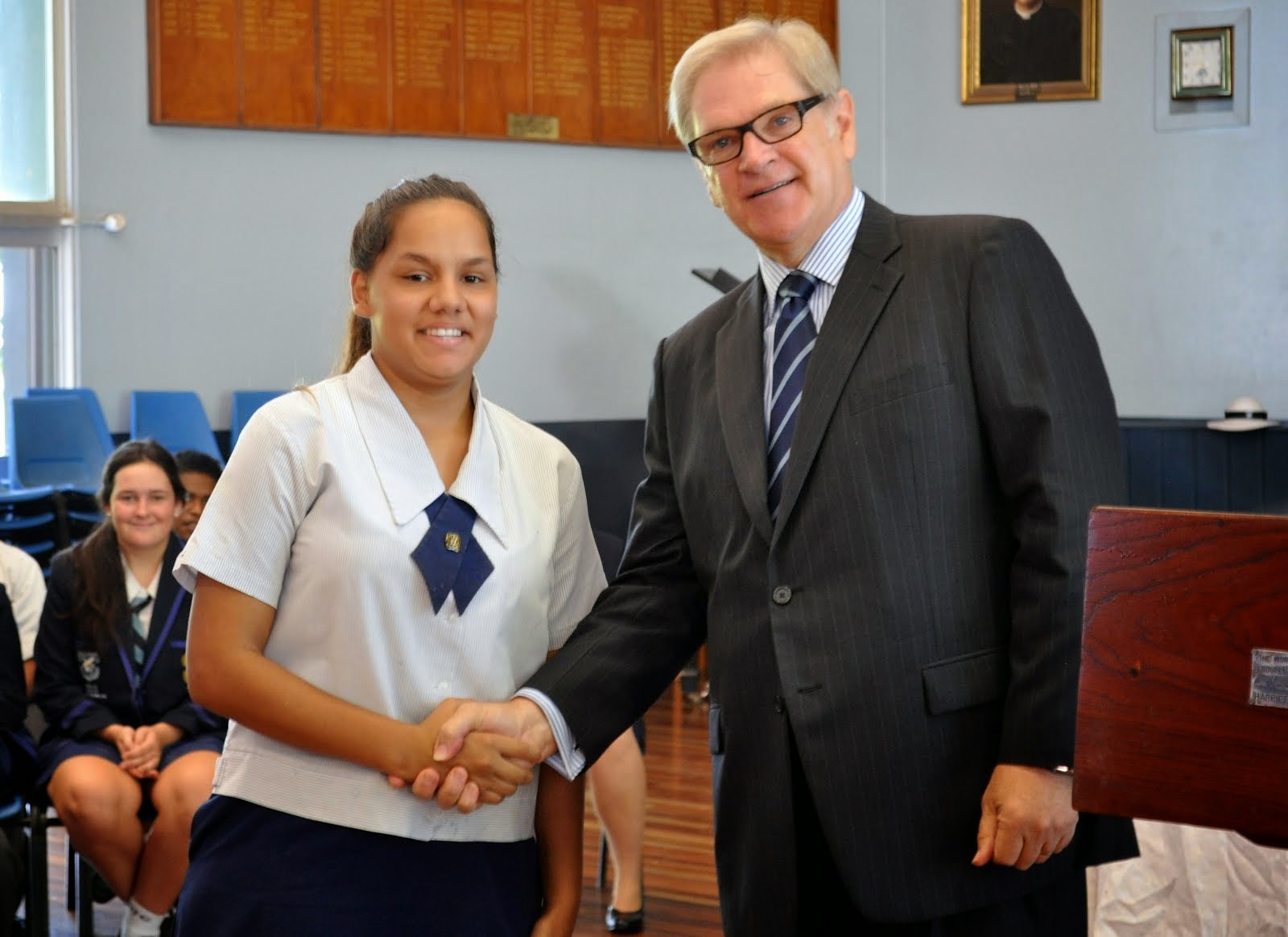 Shaleece Johnstone- Selected to attend 2015 All Stars Indigenous Youth Summit