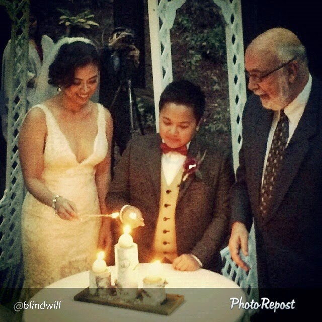 Aiza liza wedding