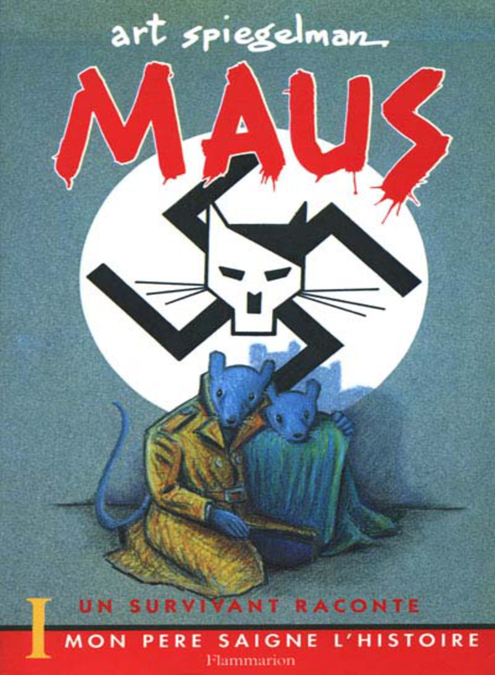 experiences and hardships of the holocaust in maus a graphic novel by art spiegelman In maus, written and illustrated by art spiegelman, art (artie) wants to know about his father's experience in the holocaust some could say artie was exploiting his father, but some could also say that he was making his father's story known.