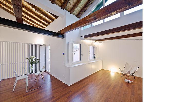 Casa en toledo de romero vallejo arquitectos blog - Rehabilitacion de casas antiguas ...