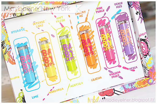 Preview: Maybelline - Baby Lips