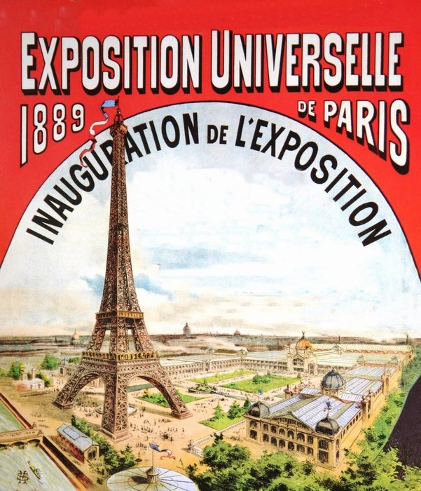 universal exposition 1889 But when gustave eiffel achived its construction in 1889,  the turning point in the eiffel tower history took place at the 1889 universal exposition.