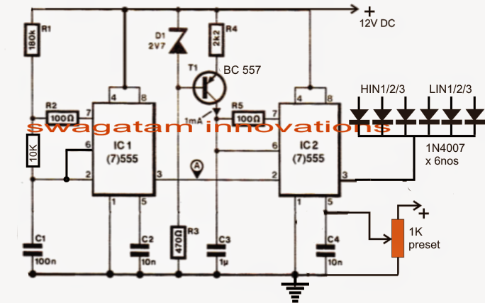3 phase ac drive wiring diagram 3 wiring diagrams online how to build a 3 phase vfd circuit