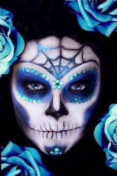 Maquillaje, Calaveras, Halloween