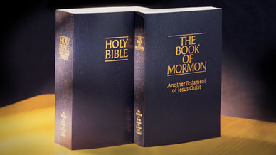 I love the Book of Mormon.