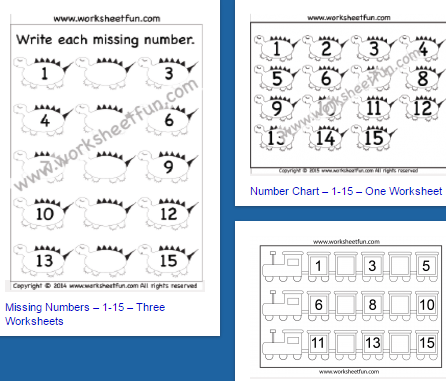 Lembar Kerja Belajar Matematika 1 Menyenangkan Untuk Anak Paud Tk Belajar Membaca Menulis