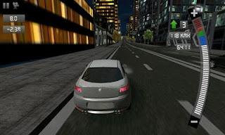 لعبة السباق Drag Racing 3D