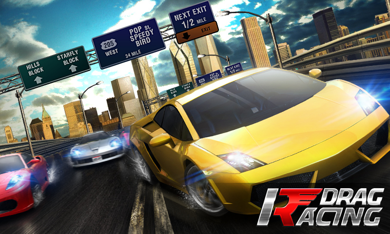 Drag Racing Real 3D v1.0.4 [Mod Money] APK