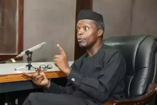 Nobody Or Group Can Break Nigeria – Vice President Yemi Osinbajo