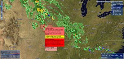 Alerta de tornados EEUU, 27 de Abril 2012