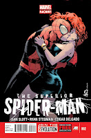 Superior Spider-Man #2 Cover