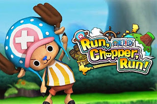Screenshots of the One piece: Run, Chopper, run! for Android tablet, phone.