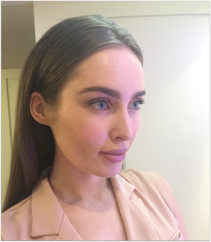 Clarins Spring 2016 Instant Glow Makeup
