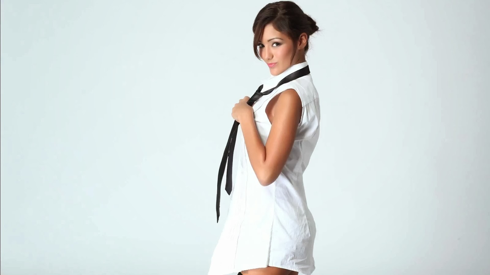 brunettes melanie iglesias hot wallpapers hd wallpapers