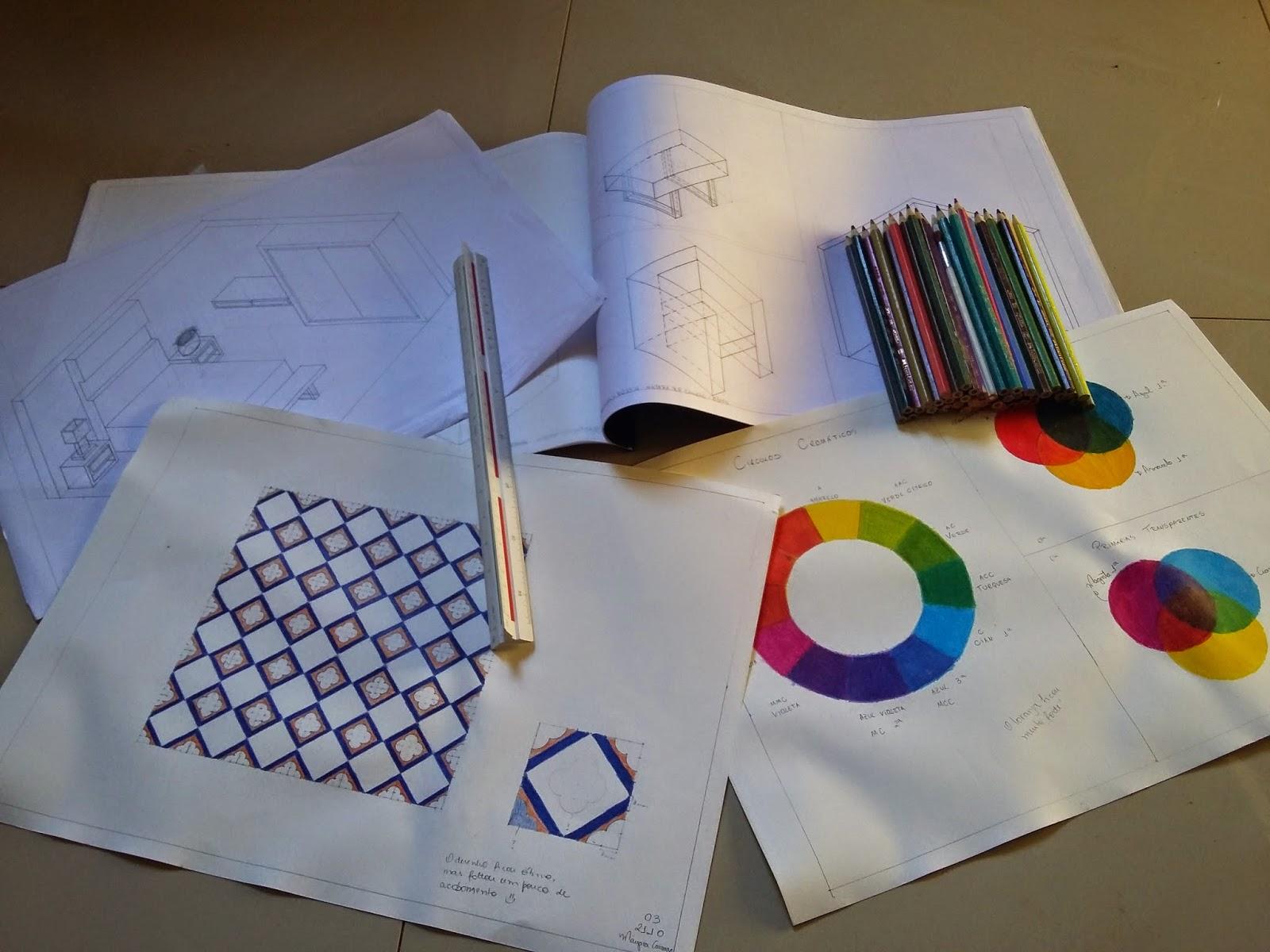 Voltando para o curso de design de interiores topa for Curso de design de interiores no exterior
