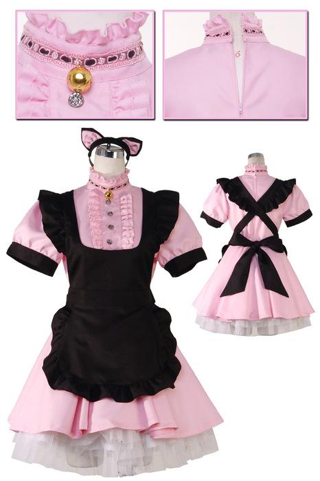 Neko Maid Costume Neko Maid
