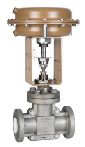 chlorine control valve