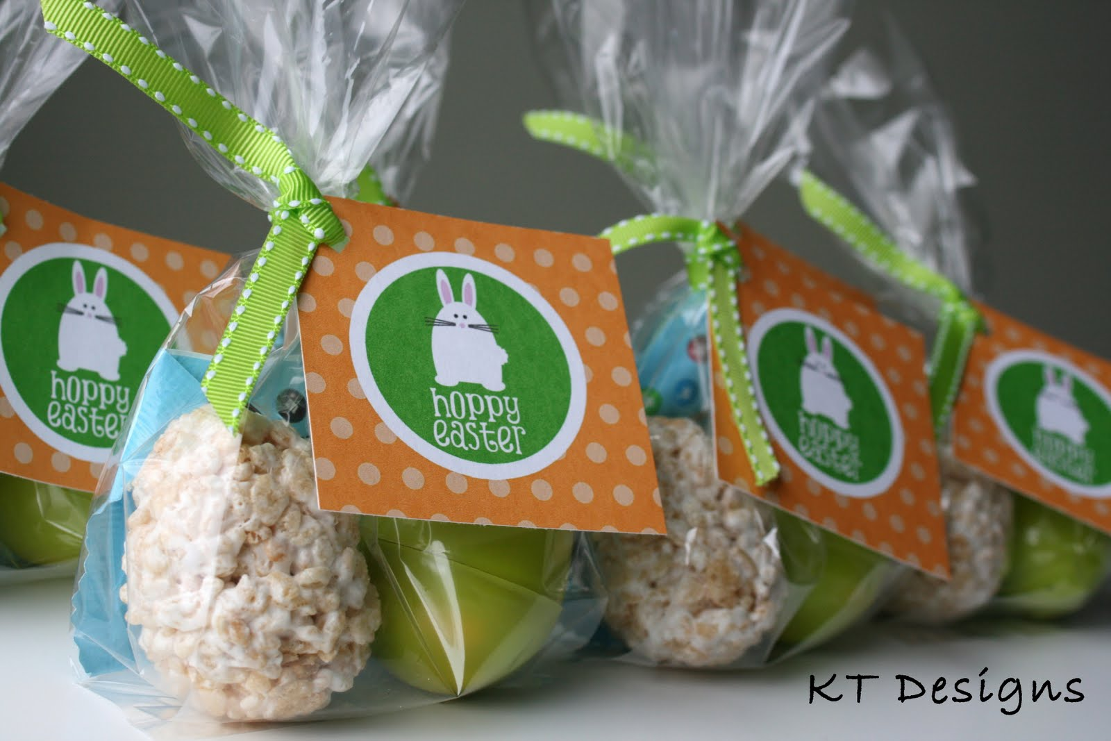 Kt designs easter goodie bags easter goodie bags negle Choice Image