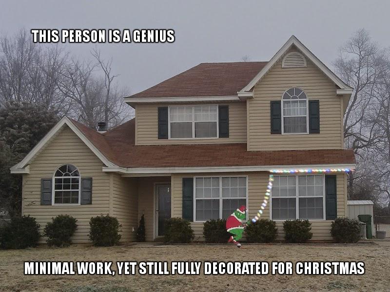 Genius Christmas Decorations