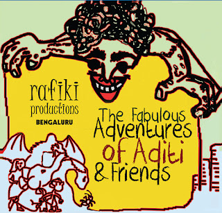 The Fabulous Adventures of Aditi and Friends