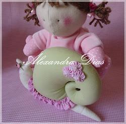 peso de Porta Bebê Caracol Petit Poá