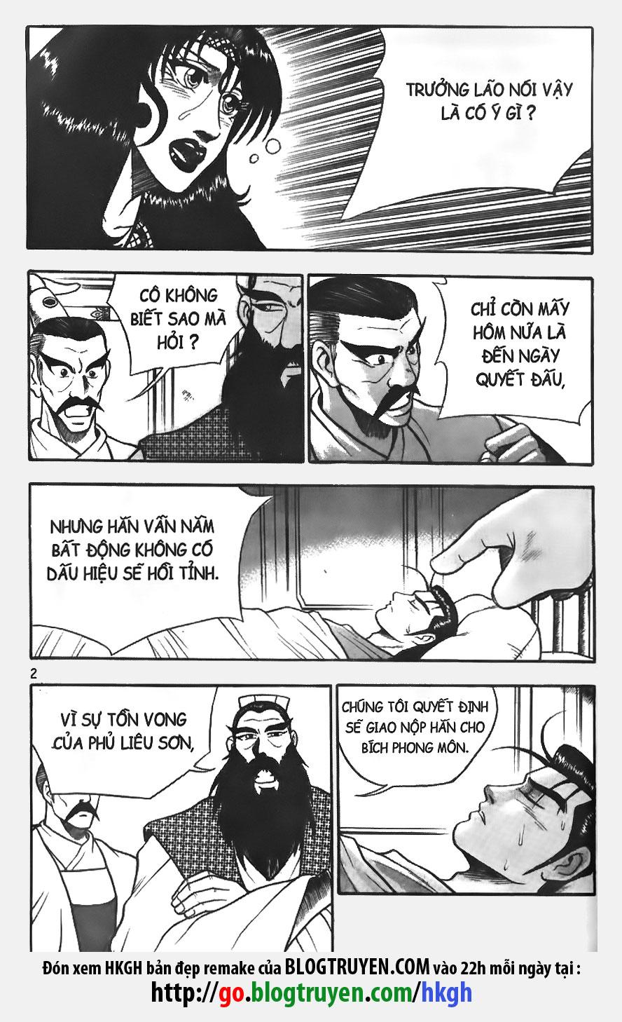 Hiệp Khách Giang Hồ chap 48 page 3 - IZTruyenTranh.com