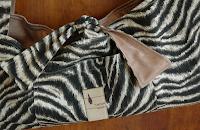 Style Athletics Flipped Bird Yoga Mat Bag Etsy Zebra