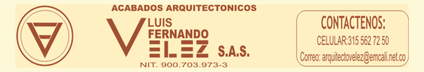 ACABADOS ARQUITECTONICOS
