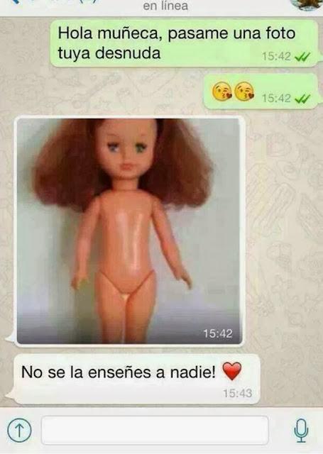 Hola muñeca