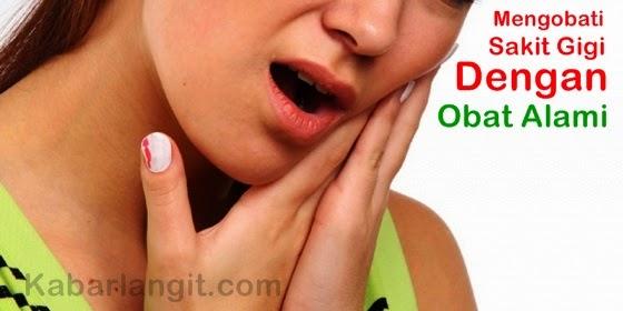 Cara Mengobati Sakit Gigi yang Berlubang Dengan Obat Alami
