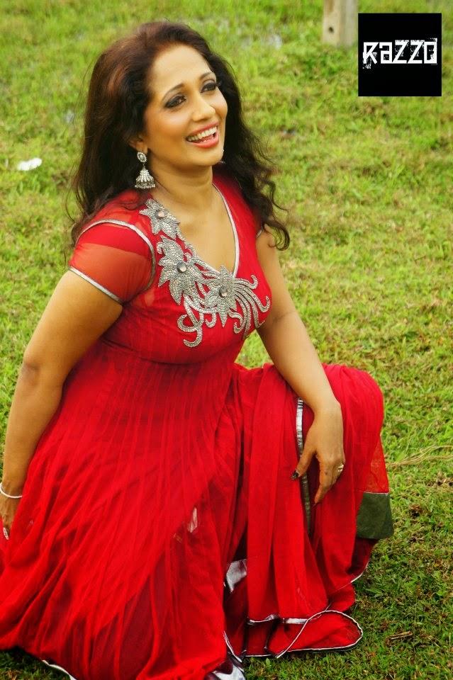 Sabeetha Perera red