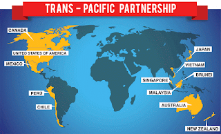 The Trans-Pacific Partnershi TPP