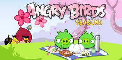 Angry Birds Seasons: Cherry Blossom Festival