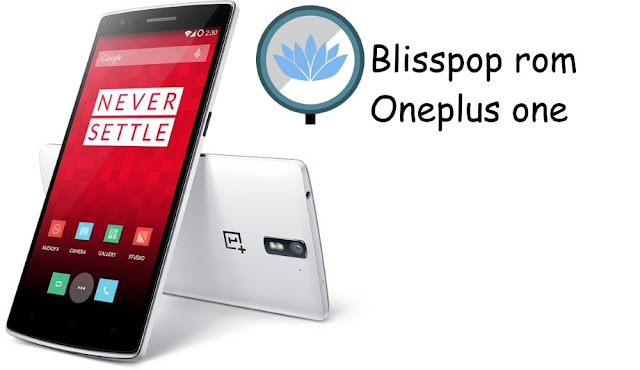 android lollipop based Blisspop custom rom on oneplus one