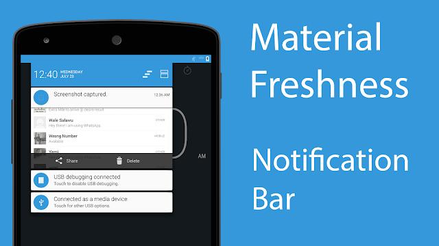 Free Unduh BBM Versi Material Desain Terbaru Untuk Smartphone Android