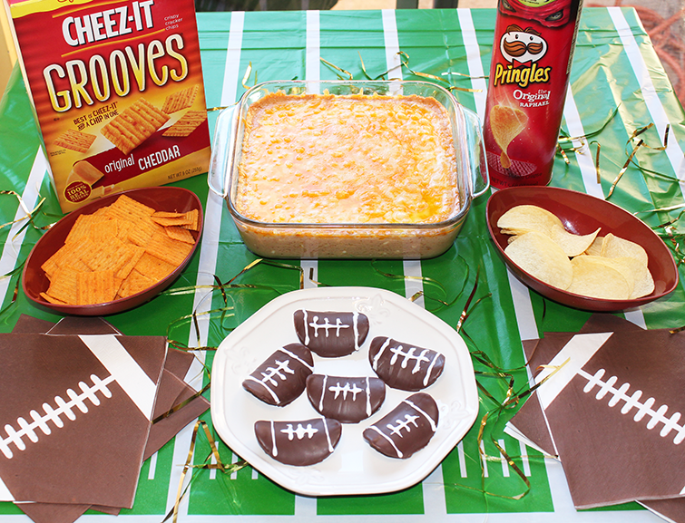 super bowl football party food ideas and recipes