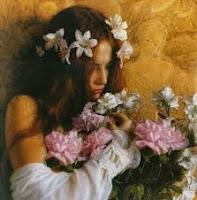 Poesía de una mujer enamorada
