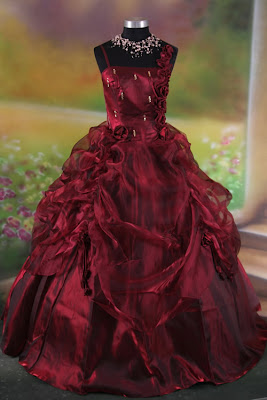 red wedding dresses08
