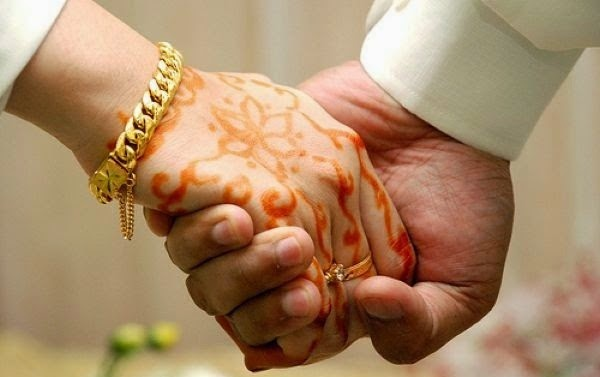 10 Janji ALLAH SWT Kepada Mereka Yang Ingin Berkahwin