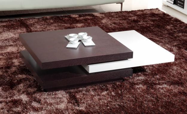 Modernas modelos de cocinas empotradas mesas centro y - Mesa auxiliar para sofa ...