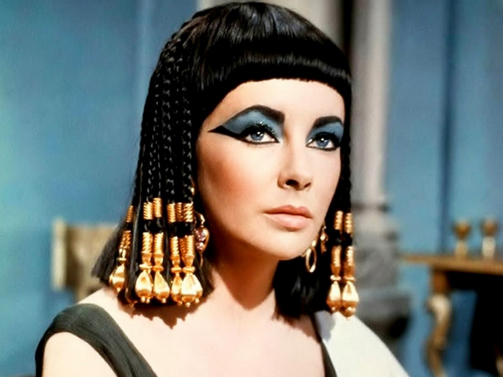Elizabeth Taylor Cleopatra Inspired Makeup  The Makeup - 1950S Hairstyles