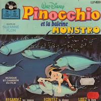 En broc llp 459 f pinocchio et la baleine monstro - Baleine pinocchio ...